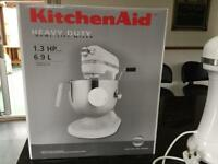 Kitchen aid heavy duty mixer