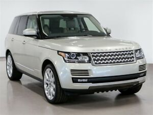 2014 Land Rover Range Rover V8 Supercharged CERTIFIED 6/160 @ 2.