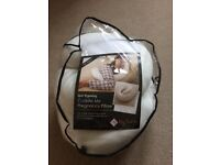 By Carla Heat Regulating Cuddle Me Pregnancy Pillow