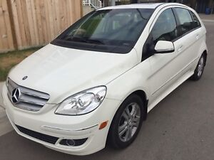 2007 Mercedes Benz B200 Turbo Low KMs