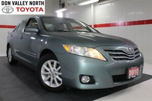 2010 Toyota Camry XLE V6 Sunroof Btooth Leather Seats