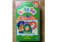 TOTS TV - ORIGINAL ITV CHILDRENS VHS VIDEO!