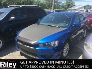 2011 Mitsubishi Lancer SE STARTING AT $103.26 BI-WEEKLY