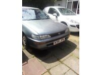toyota corolla 1.6 gli 6 months MOT good condition £500 ono