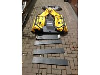 Aquaparx 230 inflatable dinghy for sale used 3 times