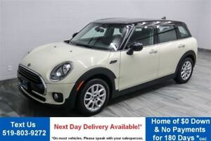 2017 MINI Cooper Clubman 1.5L TURBO! PANORAMIC SUNROOF! LEATHERE