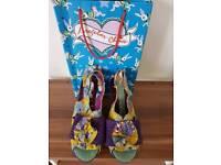 Irregular Choice Ladies Sandals