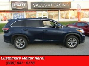 2015 Toyota Highlander LE  Bluetooth, Backup Camera, Remote, Key