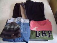 Joblot bundle of Ladies & Men's clothes for Sale
