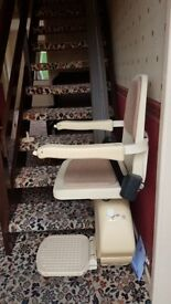 13 Tread Stairlift