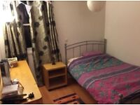 Double room to rent NOW in central Edinburgh - Nightly basis