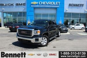 2014 GMC Sierra 1500 SLE - 5.3V8 4x4 with Boards + Touch Screen