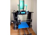 3D Printer Reprap Prusa I3 HICTOP as new