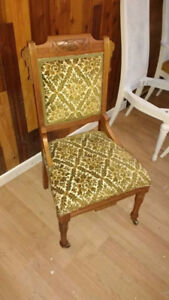 Amazing East Lake Antique Chair