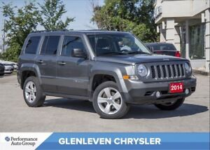 2014 Jeep Patriot North | HEATED SEATS | REMOTE START | UCONNECT