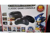 Sega Mega Drive Console For Sale