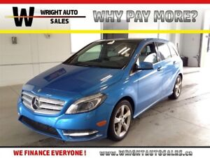 2013 Mercedes-Benz B-Class HEATED SEATS|LEATHER|SUNROOF|78,557 K