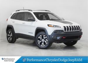 2016 Jeep Cherokee Trailhawk * Nav * Pano Roof