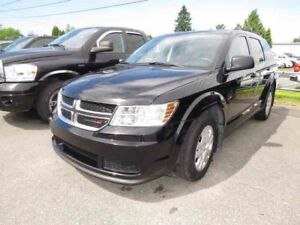 2014 DODGE JOURNEY FWD CVP