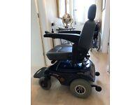 Mambo power wheel chair