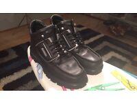 Black Rockport Boots