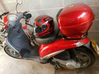 Piaggio Liberty Moped