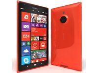 Nokia Lumia 1520 A* 20MP camera 32GB Red