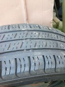 """14"""" tires and rims in great shape"""