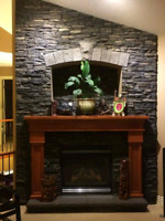 Do you need cultered or real stone install