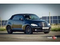 CHRYSLER PT CRUISER CONVERTIBLE **REDUCED**