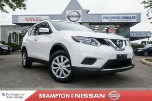 2014 Nissan Rogue S AWD *Bluetooth|Rear view monitor*