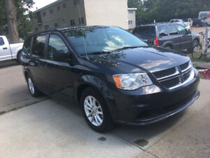 "2014 Dodge Grand Caravan SXT Plus ""Stow N Go"""