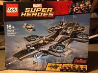 Lego (76042) Marvel Shield Hellicarrier