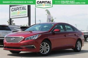 2015 Hyundai Sonata 2.4L GL**HEATED SEATS**  **BLUETOOTH**  **CR