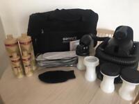 Complete spraytan kit
