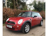 MINI ONE SEVEN **2006 MOT EXPIRED APRIL 2018**