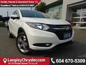 2017 Honda HR-V EX-L *ACCIDENT FREE*ONE OWNER*LOCAL BC CAR*