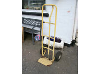 SACK TRUCK WITH PUMP UP TYRES.COLLECT NEW MILTON AREA
