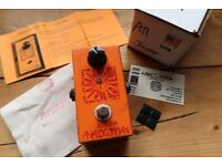 Analogman Juicer compressor pedal (Orange Squeezer clone)