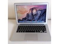 ***APPLE MACBOOK AIR 13.3 - TOP SPEC - EARLY 2014 - 1.4GHZ I5 - 256GB SSD 8GB RAM - A1466 LAPTOP***