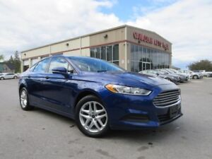 2013 Ford Fusion ONLY 40K! A/C, BT, CAMERA, ALLOYS!