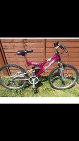 """24"""" girls bike"""