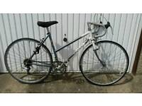 Ladies Raleigh Zenith Road Bicycle, Reynolds 501 Frame, Excellent Riding Order