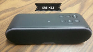 Sony SRS XB2 Waterproof Wireless Speaker