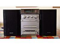Panasonic Hifi stereo system (Used)
