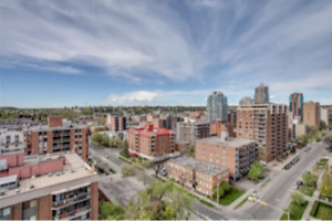ONE OF A KIND PENTHOUSE IN BELTLINE!