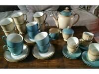 Denby Luxor Tea & Coffee Set