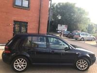 Volkswagen Golf 2003 1.9 GT TDI PD 150 BHP DIESEL **6 SPEED MANUAL ** FULL SERVICE HISTORY ** 2 KEYS