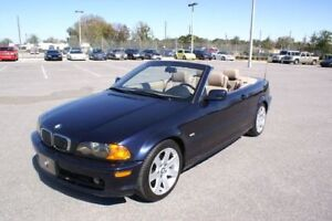 2000 BMW 3-Series Cabriolet