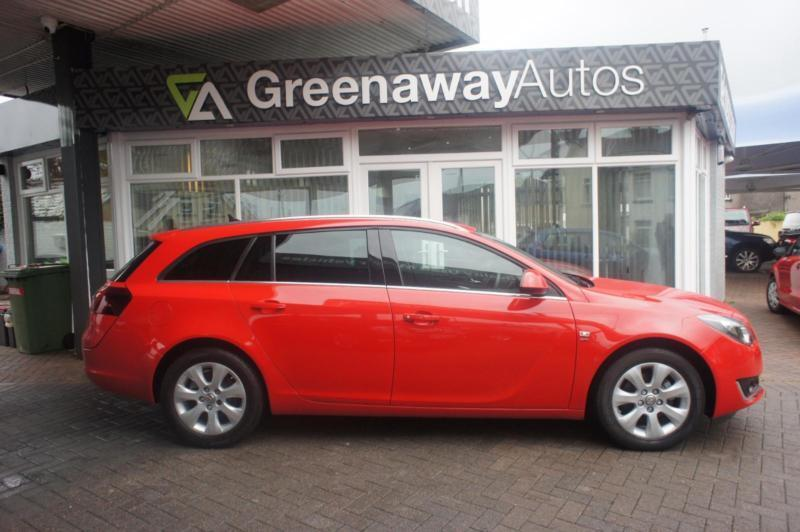 2016 VAUXHALL INSIGNIA SRI NAV CDTI TOP SPEC ESTATE DIESEL